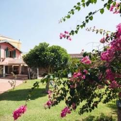 Casa Vacanze Villa Con Giardino Wifi